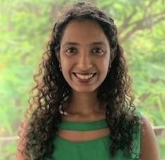 Headshot Sripriya Iyengar Srivatsa